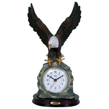 Soaring Eagle Clock