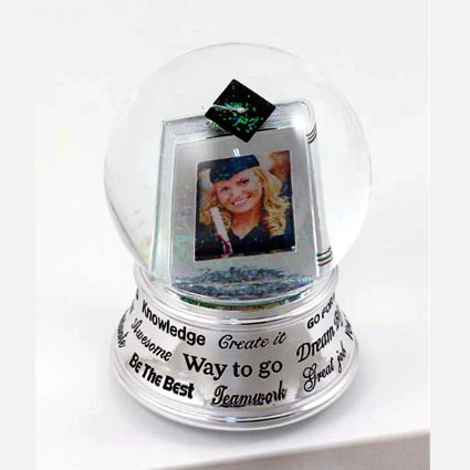 Graduation Water Glow Picture Frame
