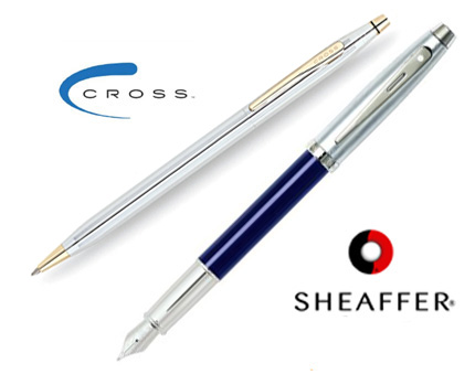 Engravable_Cross_Sheaffer_Pens